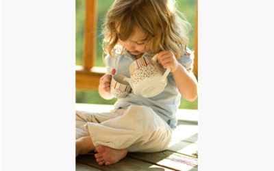 Tuesday's Simple Tea Tip–on Wednesday–Child's Tea Party