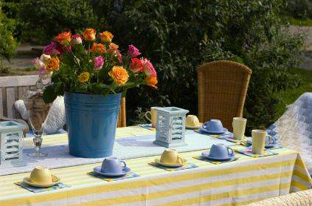 The Tea Party and the Summer Solstice