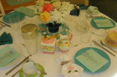 The Guide to the August Tea Party Event-Continued