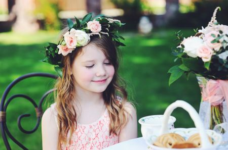 Planning a Children's Etiquette Tea Party