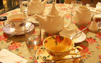 Jane Austen Lived Before the Inventor of the Tea Party