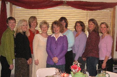 A Spring Surprise Tea Party for Tea Party Girl