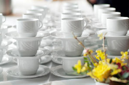 How to Serve the Tea Party Buffet-Style