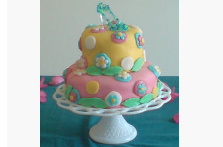 """Tea Party Girl Says, """"Let Them Eat Cake!"""""""