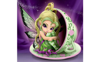 Teas and Faeries – Creating a Magical Tea Party