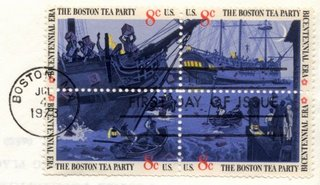 Boston Tea Party Tea Time
