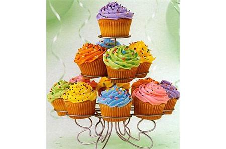 Tea Party Girl's Cupcake Dreams