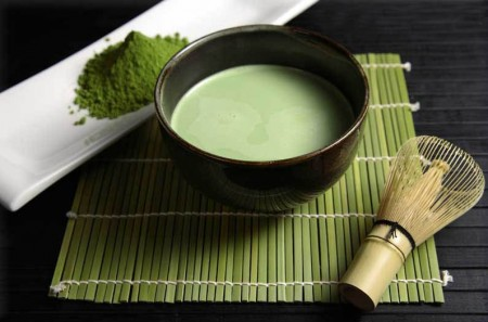 Matcha tea: Drinking to health and good taste