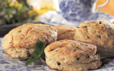 Scones From Victorian House