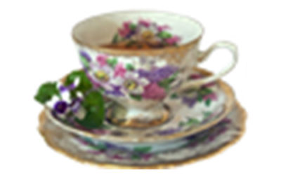 Donate Your Tea Party Items for a Good Cause
