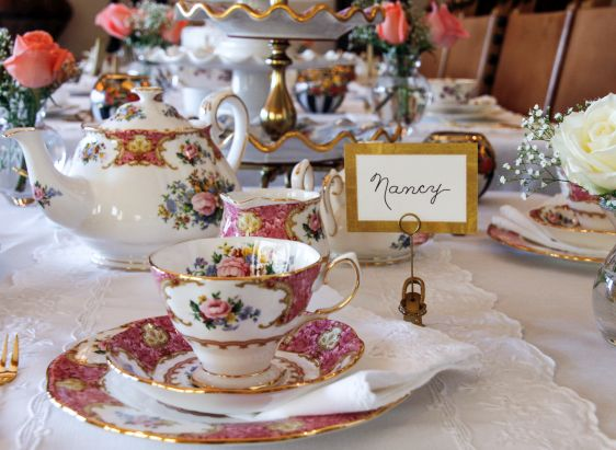 How To Set The Table For Tea Eight Helpful Tips Tea