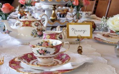 How to Set the Table for Tea-Eight Helpful Tips
