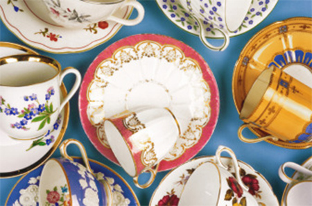 How To Raise Money With A Mystery Tea Party