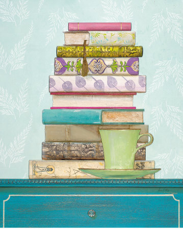 Books and Tea ~ Creating a Literary Tea Party