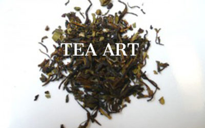 Collect Your Own Tea Art