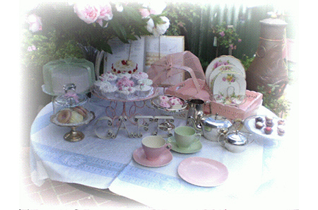 How to Set the Table for Tea–Eight Helpful Tips