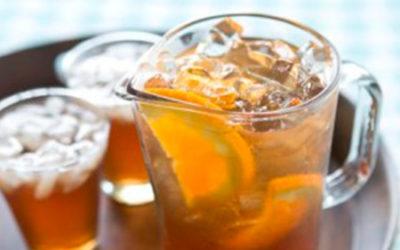 Sweeten Iced Tea Naturally