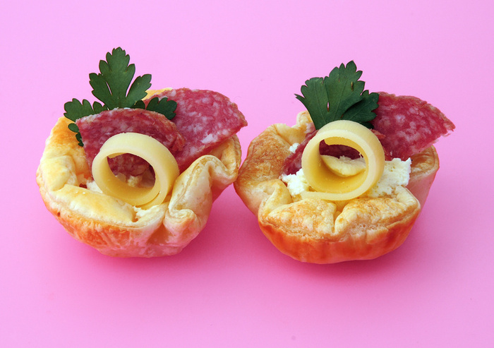 How to make canapes for your tea menu tea party girl for How to make canape