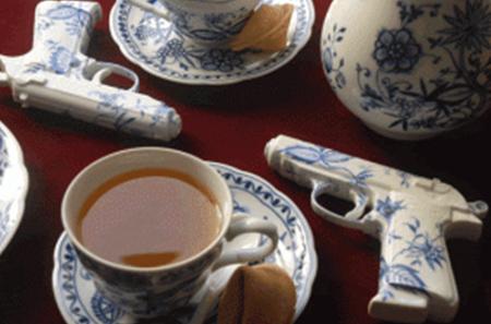 Bang, Bang!  Gunpowder Green Tea Will Give You the Kick You Need