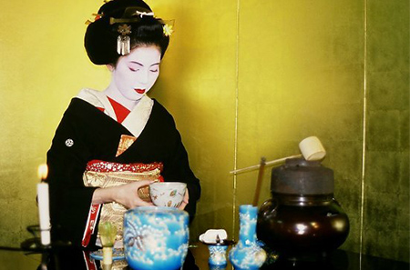 The History of the Japanese Tea Ceremony