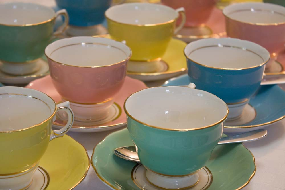 Tea Parties for Grown Ups