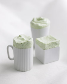 Green Tea Souffle by Martha Stewart