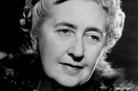 Tea with Agatha Christie