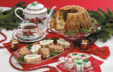 7 Tea Inspired Holiday Themes