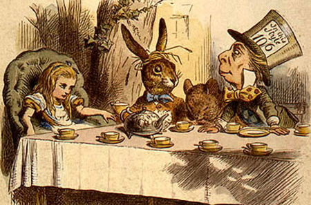 A Mad Hatters Tea Party – Create Some Fun For Kids