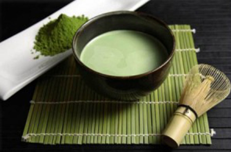 Matcha tea: Drinking to health and good taste
