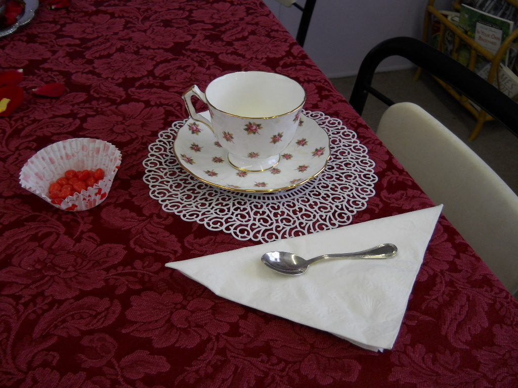 Sweethearts Tea Time