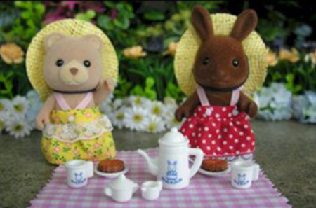 Tea and Gardening Party