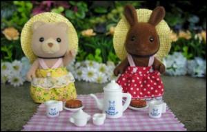 tea garden tea party