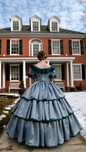 Victorian Ball Dress