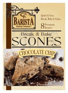 Break and Bake Scones