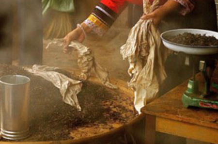 Yunnan tea: the most noble tea in the land