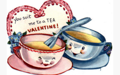 A Valentine Tea Party