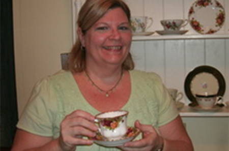 Help A Tea Girl Get Started- Shari Needs Your Help!