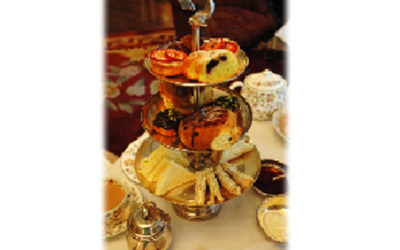 Dear Dawnya – How To Serve Afternoon Tea