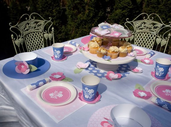 The Printable Garden Tea Party Is Designed For A Kids But Would Certainly Work Well Las Gathering As Upon Purchase Pdf