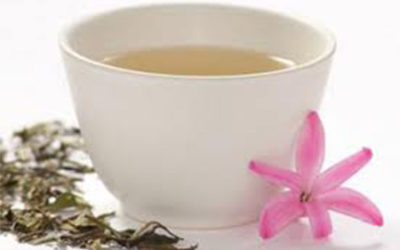"Are you ready to try ""White Tea"""