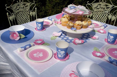The Printable Tea Party