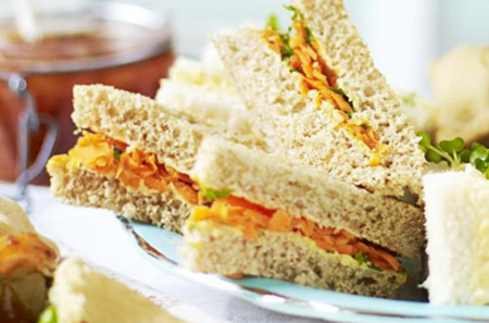 Step by Step – Tea Sandwiches