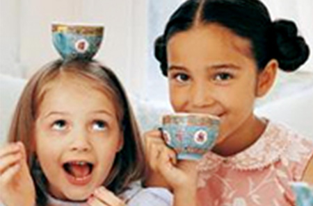 You Can Make Money Hosting Children's Tea Parties