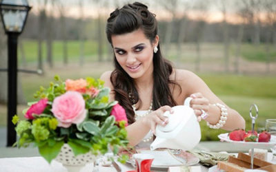 You Don't Have to be a Perfectionist to have a Perfect Tea Party