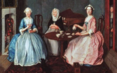 History of Tea – Taxes and Smuggling In 18th Century England
