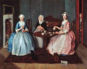 Tea and Taxes