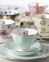 Tea ware tea cups