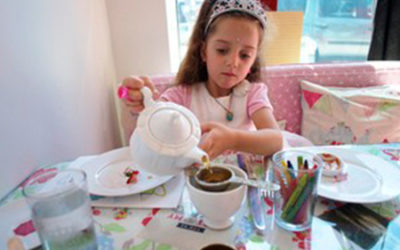 Afternoon Tea – An Afterschool Tradition
