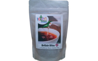 5 Ways To Use British Bliss Tea For Your Next Afternon Tea Party